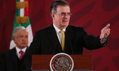 México denunciará ante Corte Internacional asedio a Embajada en Bolivia