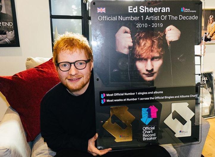 Ed_Sheeran se retira