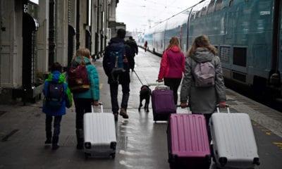 Huelga nacional afecta servicio trenes en Francia