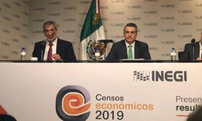 INEGI presenta resultados del Censo Económico 2019