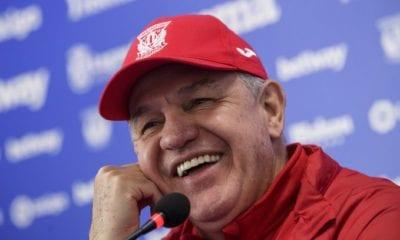 Javier Aguirre confiaba en su inocencia. Foto: Twitter