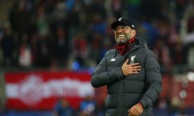 Liverpool, sin excesos de confianza. Foto: Twitter