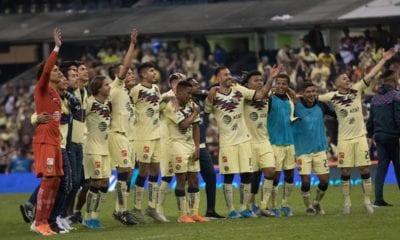 Lleno estadio Azteca para la final. Foto: Cuartoscuro
