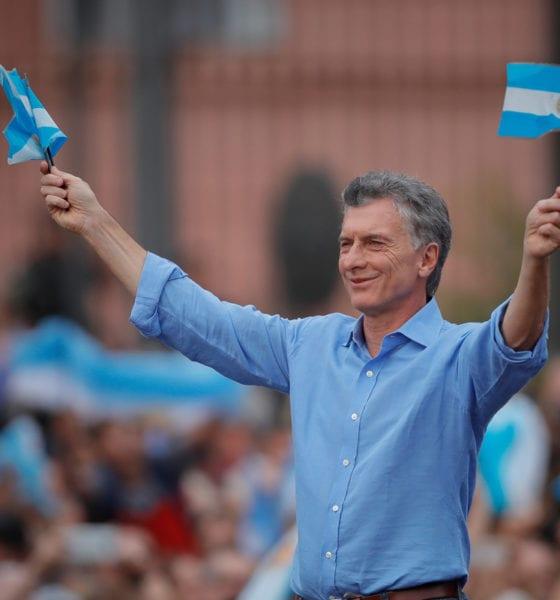 Mauricio Macri se despide de su electorado