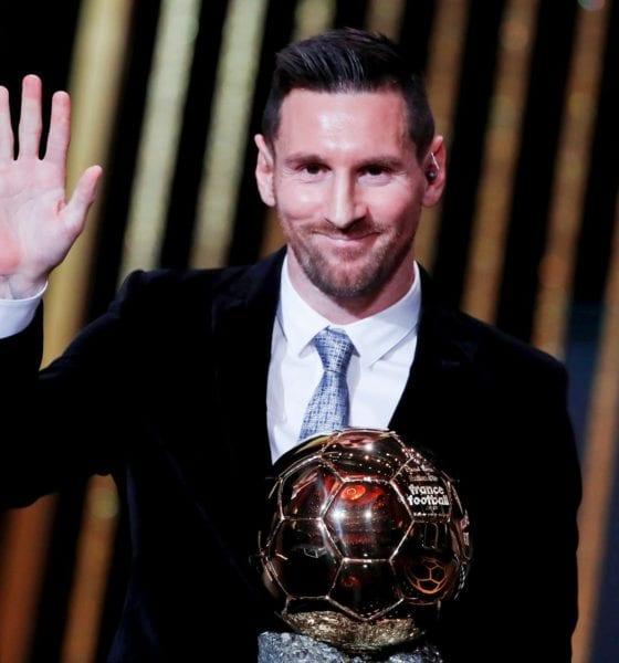Messi analiza la posibilidad de retirarse. Foto: Twitter