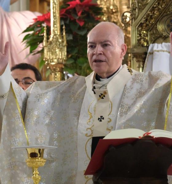 Iglesia desea que 2020 sea un año de paz