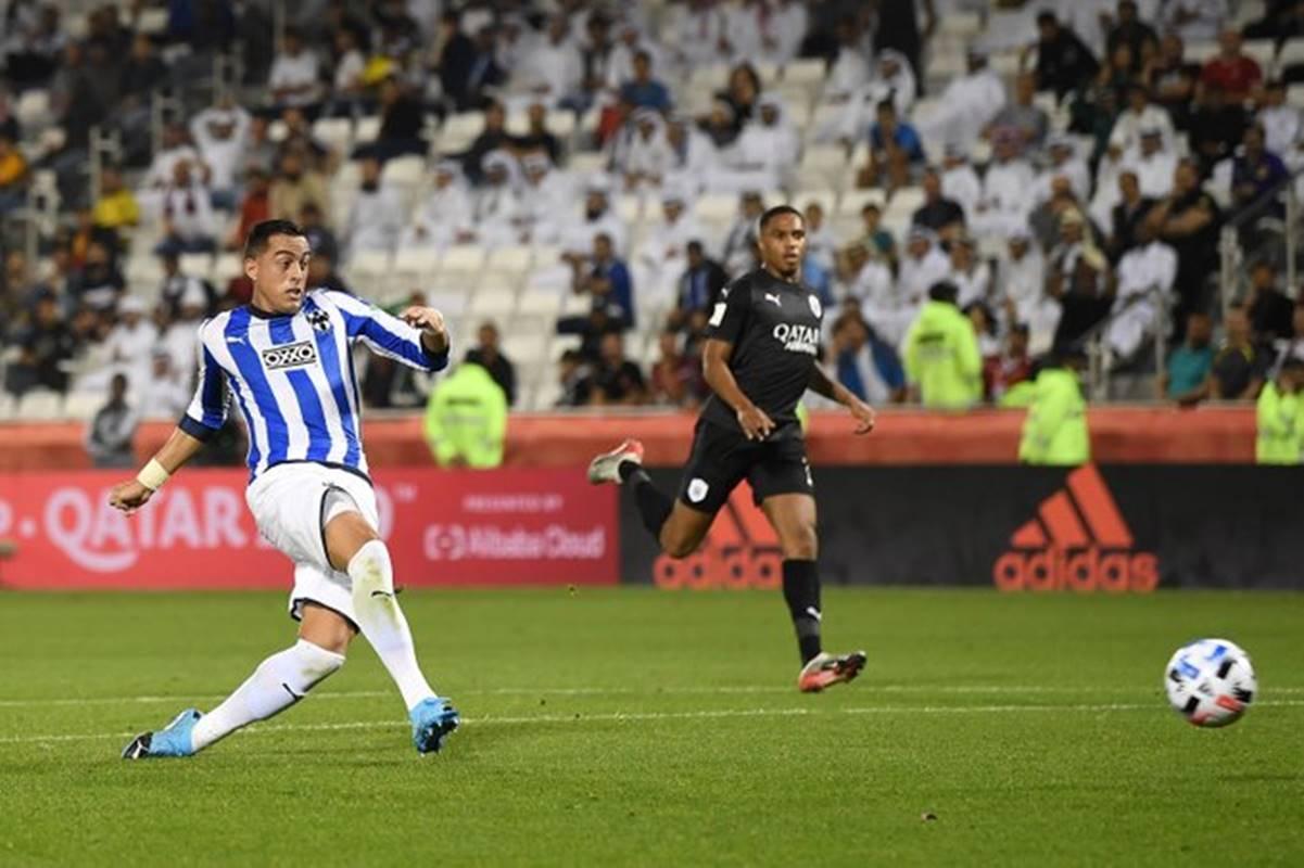 Monterrey a semifinales. Foto: FIFA