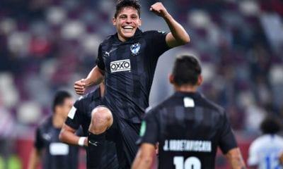 Monterrey finalizó tercero del Mundial de Clubes. Foto: FIFA