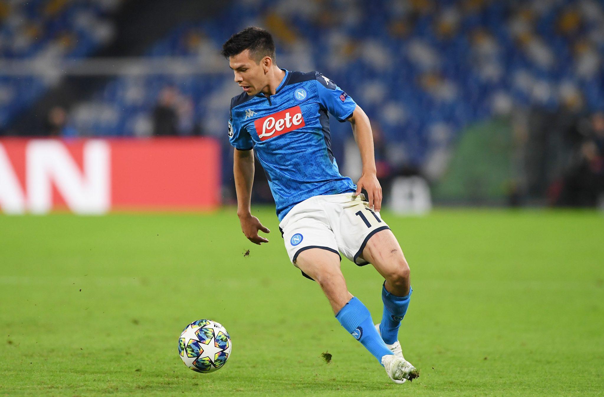 Nápoles tomó fuertes medidas en contra de los jugadores. Foto: Twitter