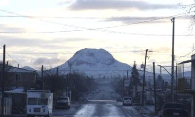Cuarta Tormenta Invernal pega al noroeste de México