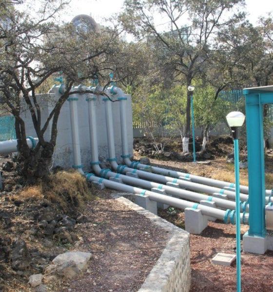 Pozos: alternativas acuíferas para el abasto de la CDMX