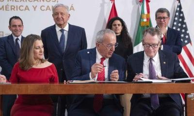 Avanza T-MEC en EU; termina incertidumbre dice México