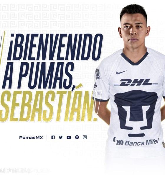 Pumas estrena refuerzo. Foto: Pumas