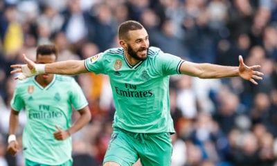 Real Madrid le ganó al Espanyol. Foto: Twitter