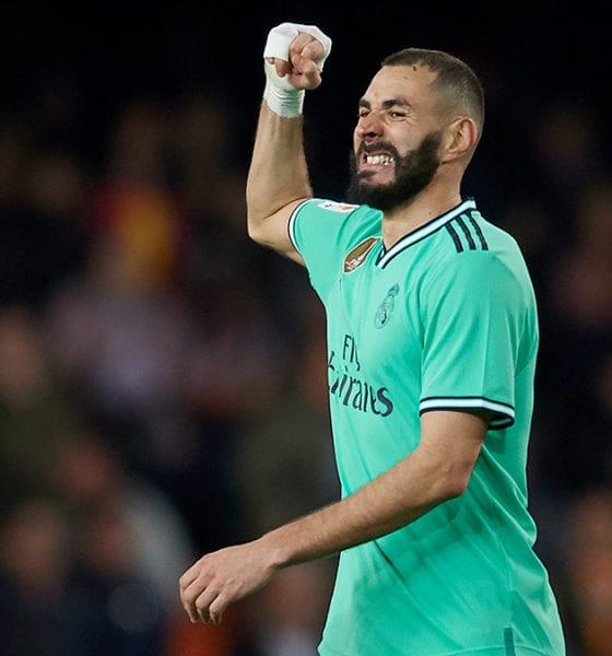 Real Madrid empató con Valencia. Foto: Twitter Real Madrid