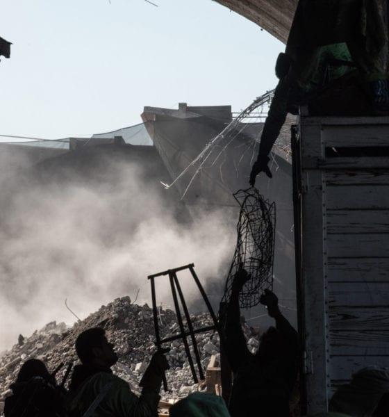 Suspenden labores de limpieza en La Merced