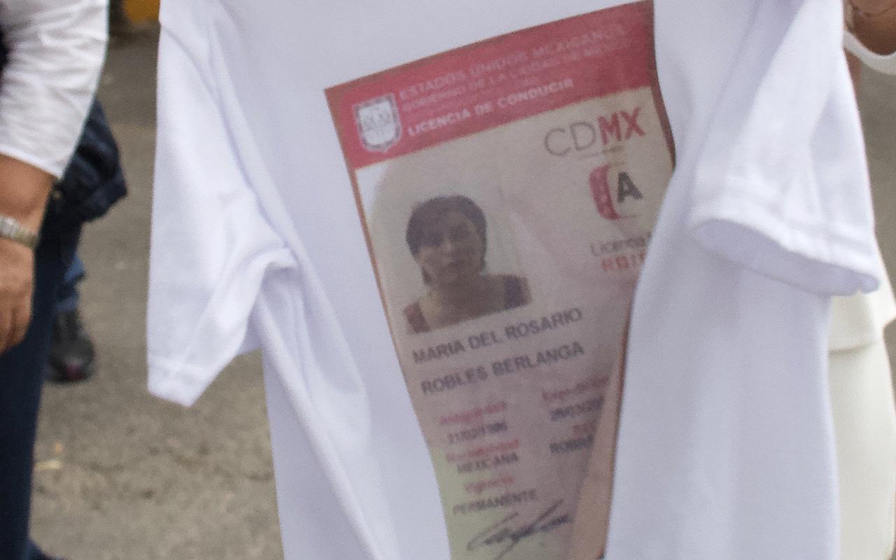 Rosario Robles permanecerá en la cárcel