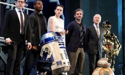 """Premier de """"Star Wars: El Ascenso de Skywalker"""" en Tokio/Foto: EFE"""