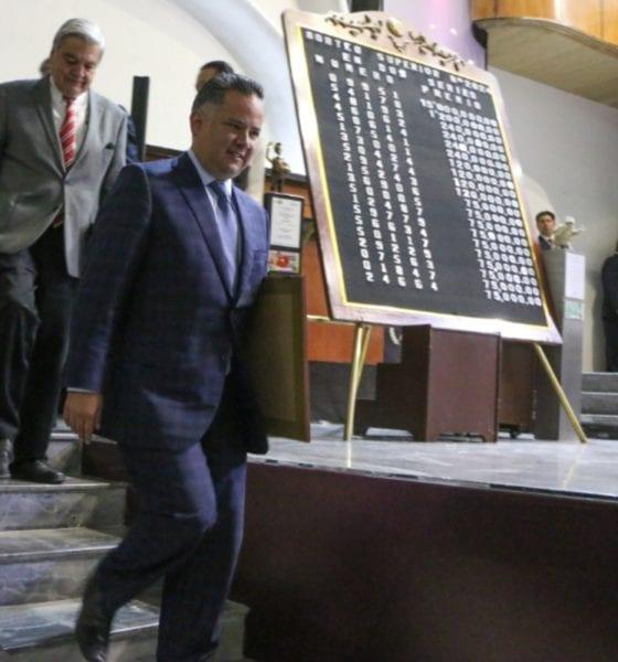 Santiago Nieto Titular de la UIF