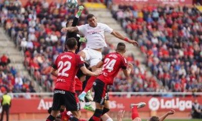 Sevilla ganó por lo mínimo. Foto: Sevilla