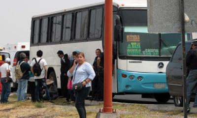 'Guste o no guste', transporte público subiría en Edomex