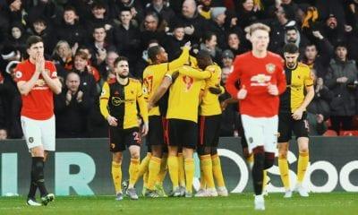 Watford acentua la crisis del united