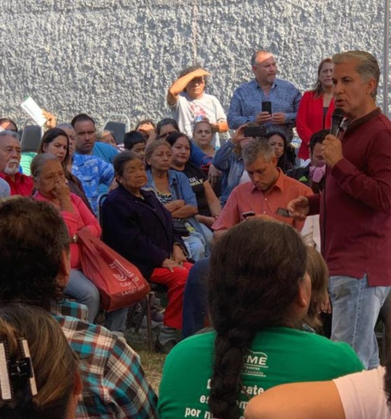Morenistas 'totalitarios e intolerantes' intentan separar a Téllez de Morena