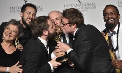 productores del filme que muestra a Jesús gay