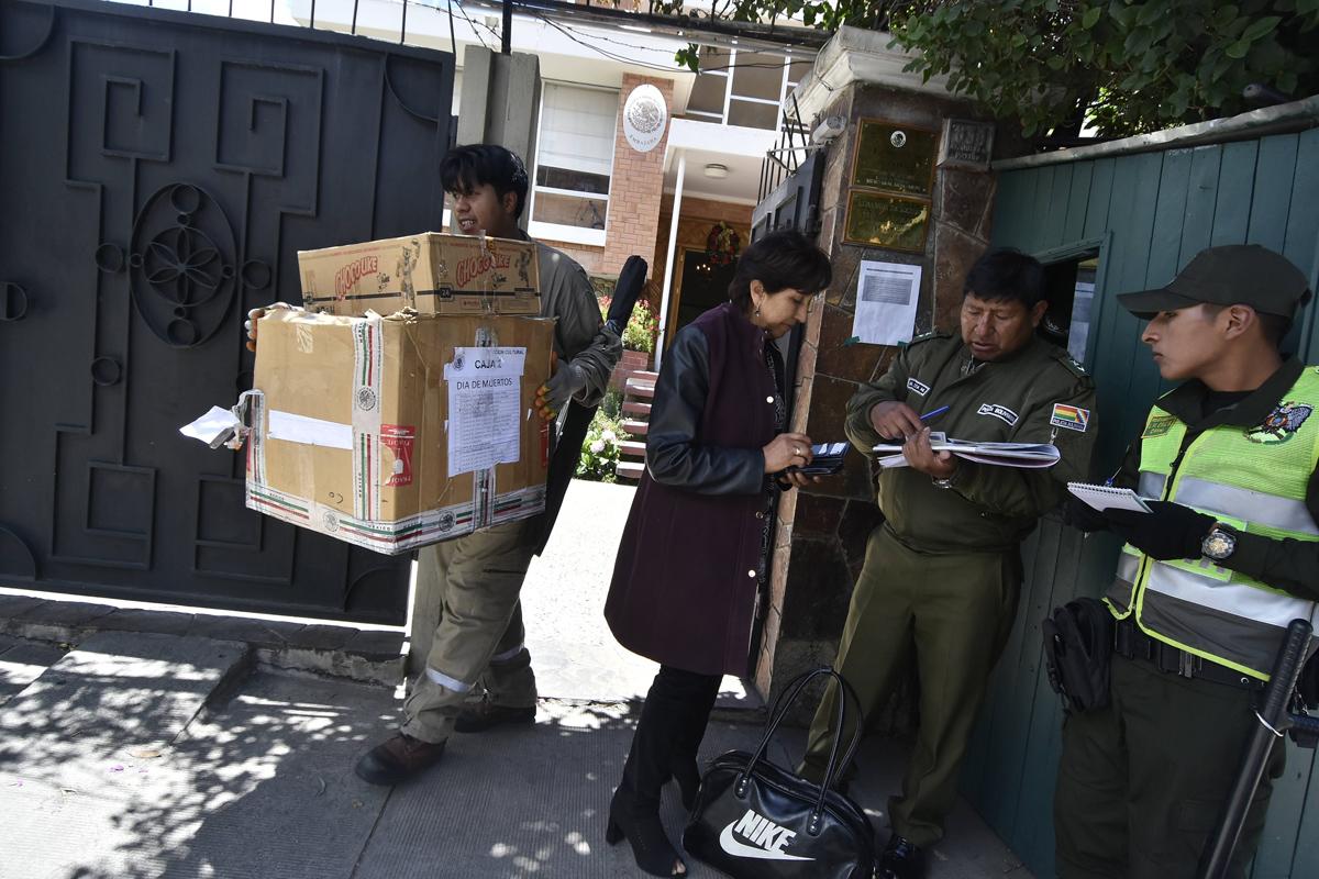 """""""Nos vemos en la Corte"""", responde Bolivia a México"""