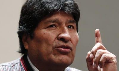 Evo Morales analiza instalarse en Argentina
