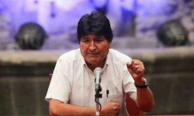 Evo Morales (Especial)