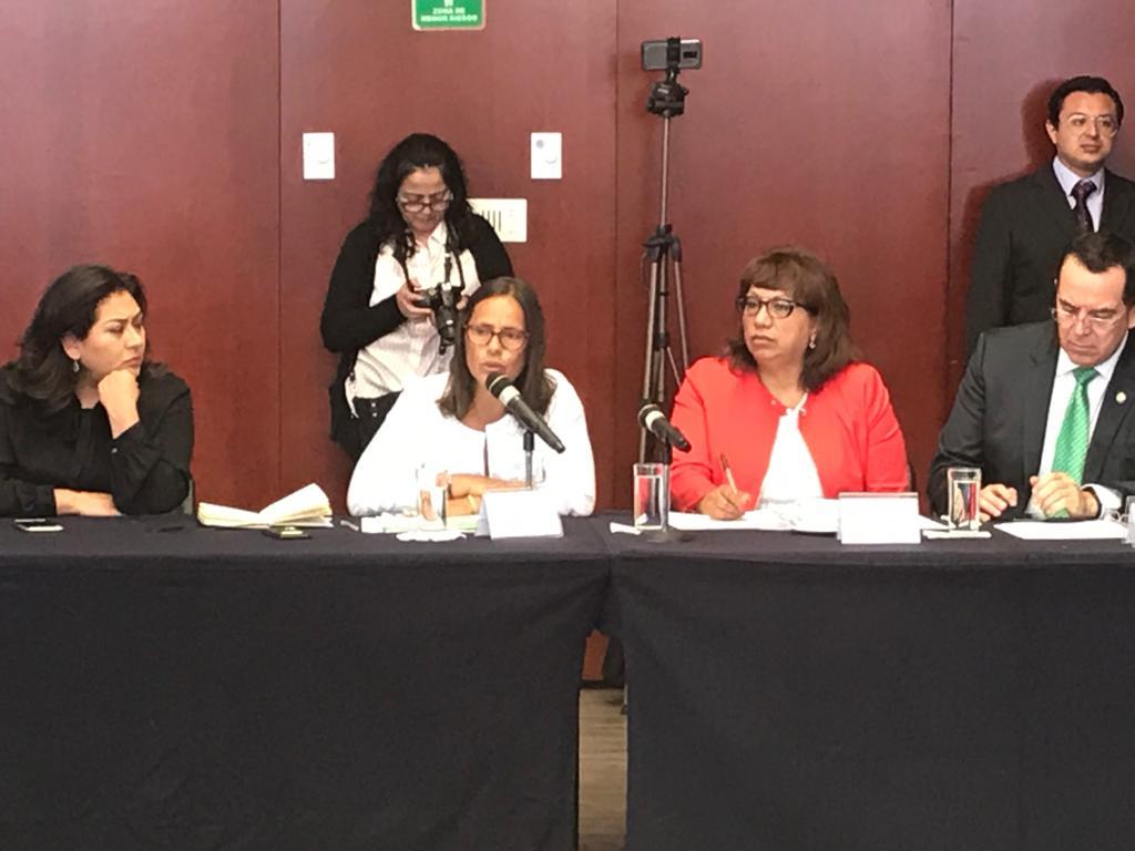 Senado cuestiona conflicto de interés de María Ángeles Haces