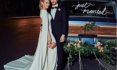 boda de Hilary Duff