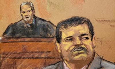 """Juez de """"El Chapo"""" llevará el juicio contra García Luna"""