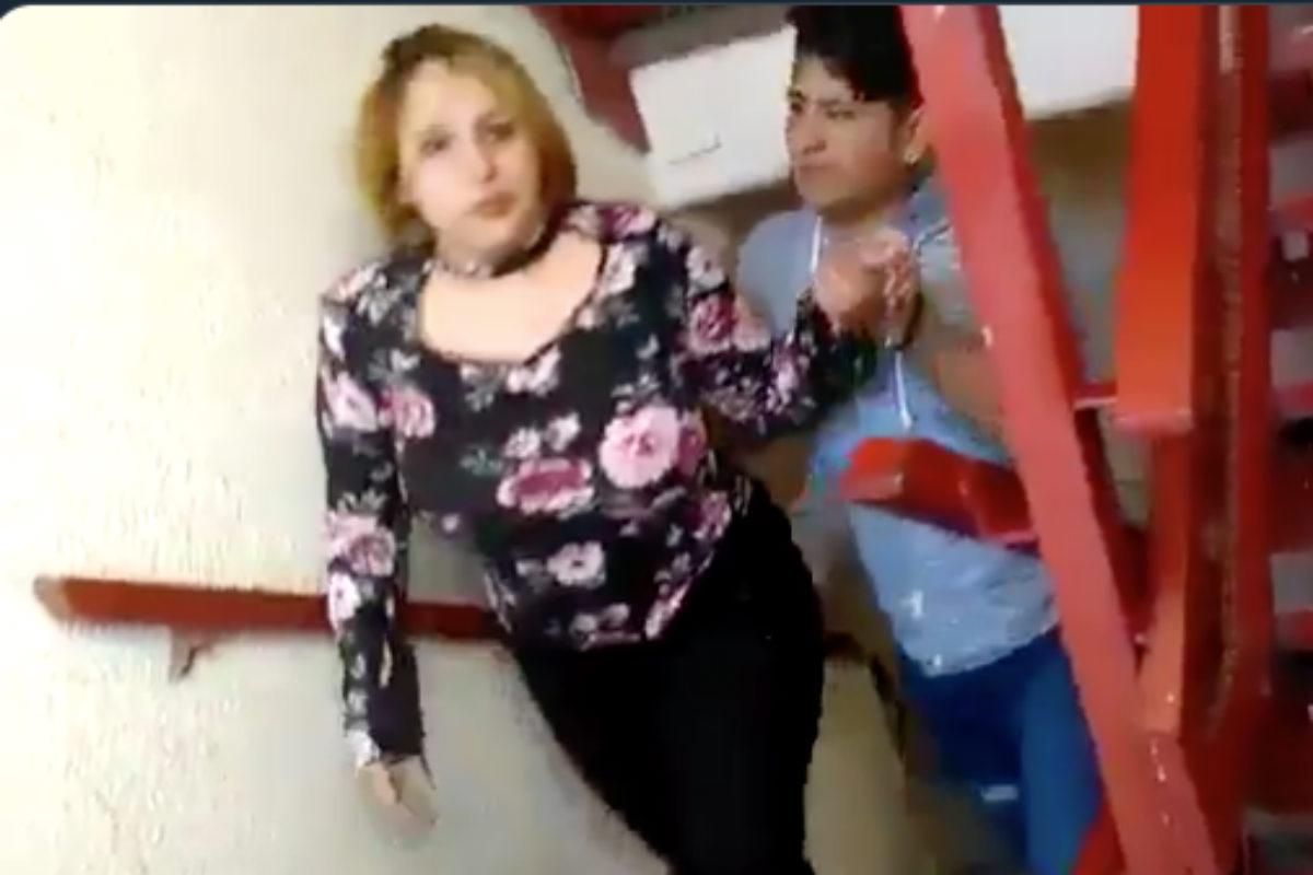 Karen Espíndola (Captura de video)