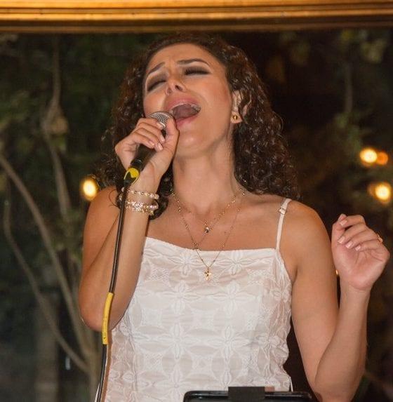 Lupita Aguilar es La voz de María