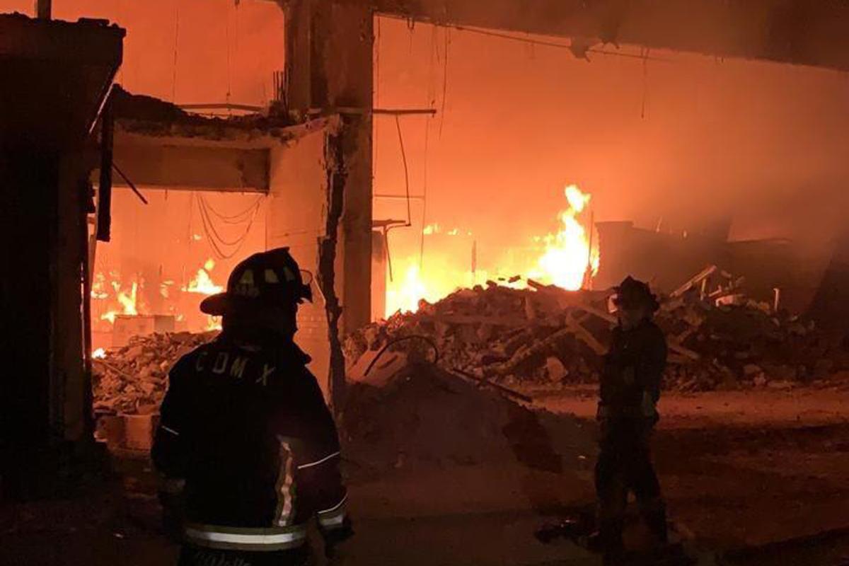 Incendio en La Merced deja dos muertos
