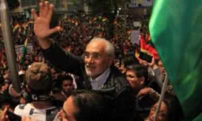 Carlos Mesa busca candidatura presidencial (NTX)