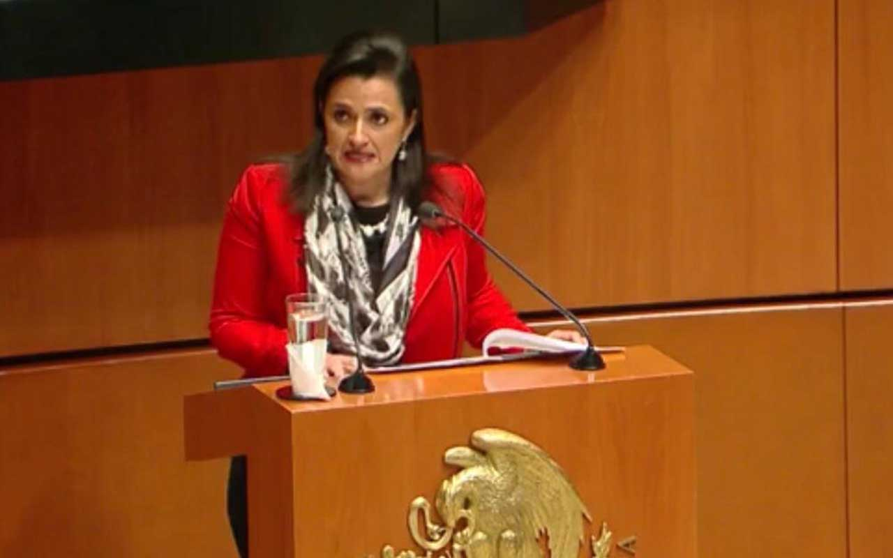 Margarita Ríos-Farjat nueva ministra de la SCJN