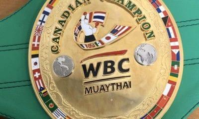 muaythai - WBC