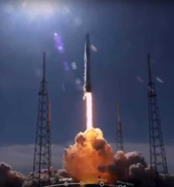 NASA Lanza satélite mexicano en misión espacial
