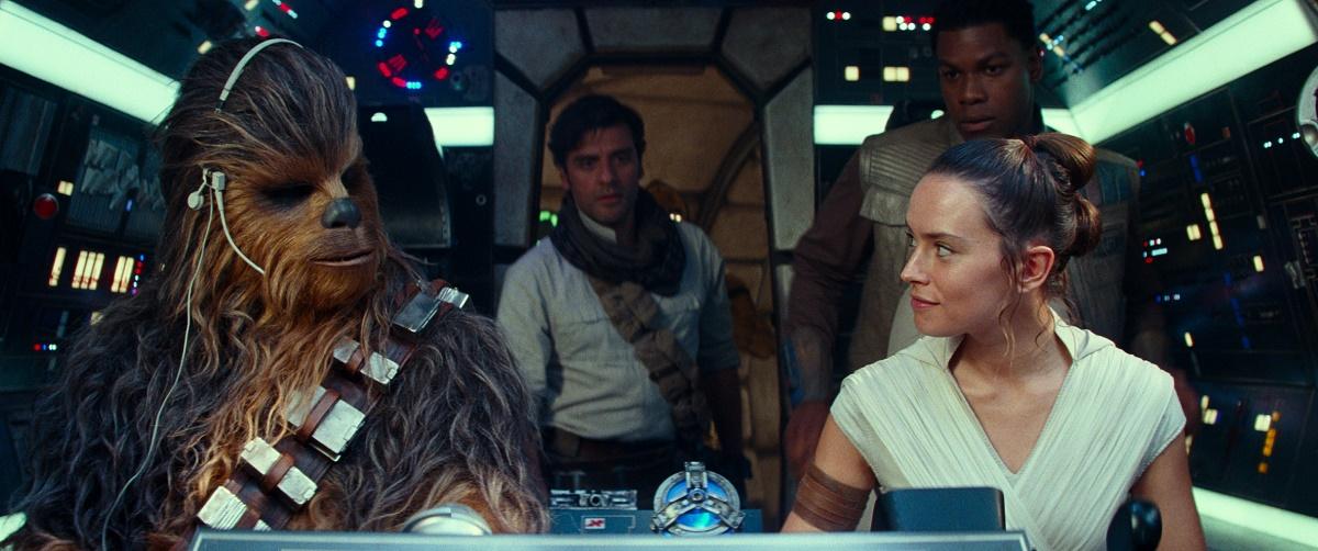 The Rise of Skywalker reseña