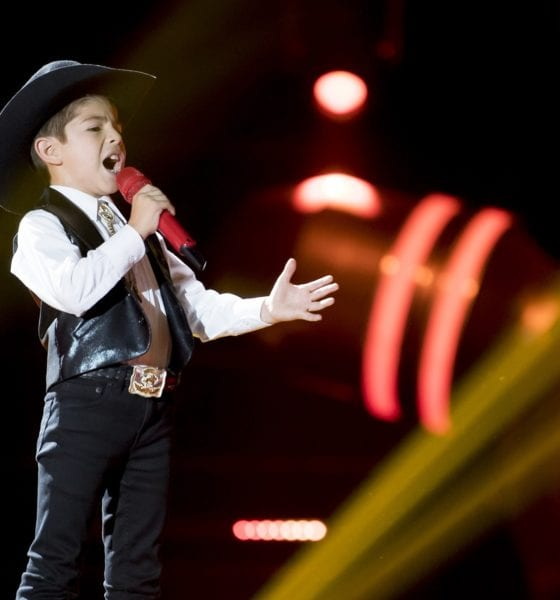 Roberto Xavier, ganador de La Voz Kids 2019
