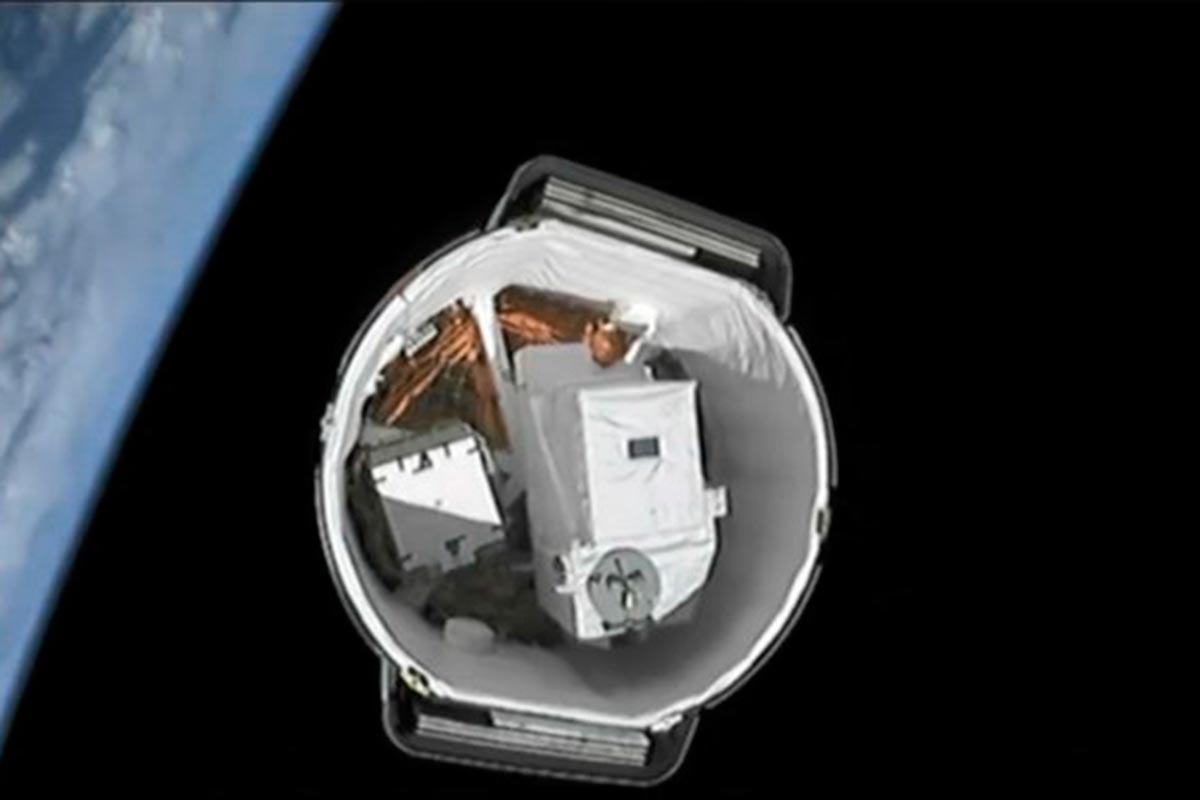 satélite, mexicano, NASA,