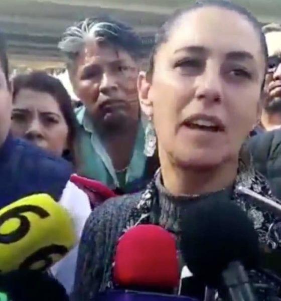 Claudia Sheinbaum (Captura de video)