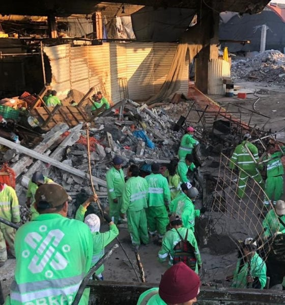 Rehabilitación del mercado de La Merced durará seis meses