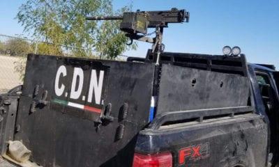 Detienen a 'Halcones' del Cártel del Noreste en Coahuila