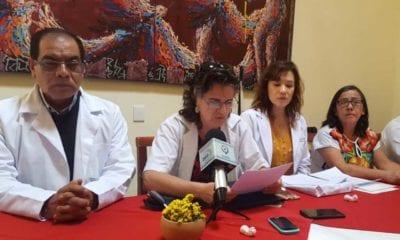 Médicos oaxaqueños se amparan contra despenalización del aborto