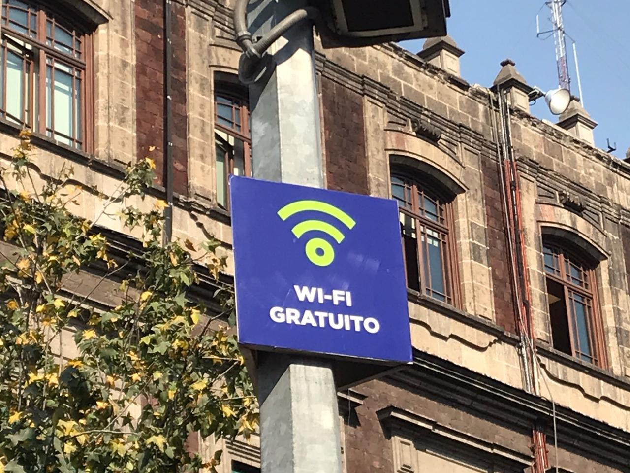 CDMX, la segunda ciudad del mundo que 'regala' internet