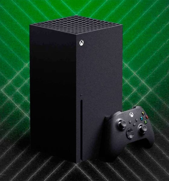 Xbox Series X, Microsoft, videojuegos, tecnología, gadgets,